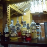 Бар ресторана Трактиръ на Тищенко