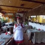 Персонал ресторана Трактиръ на Тищенко