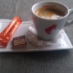 Кофе ресторана Трактиръ на Тищенко