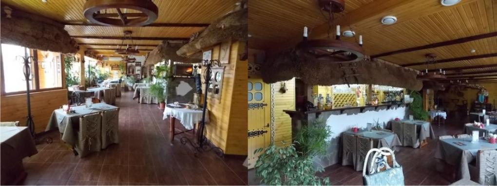 Атмосфера ресторана «Трактиръ на Тищенко»